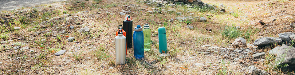 quechua advice for making the bottle fun when hiking