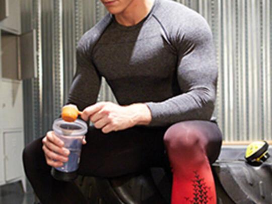 Lexique de la nutrition en musculation