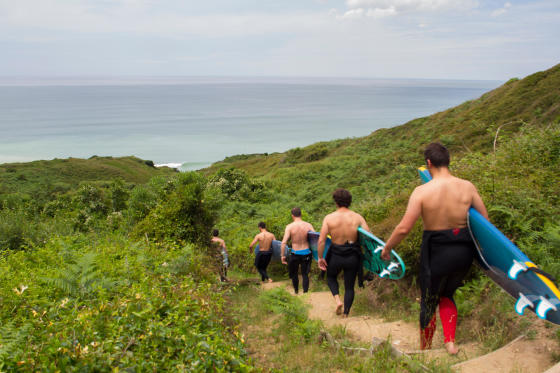 test olaianxsurfsession planches de surf en mousse