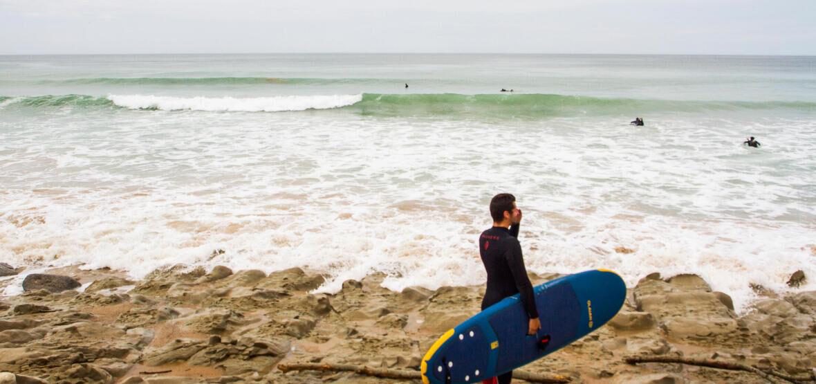 MISSION TEST OLAIAN x SURF SESSION