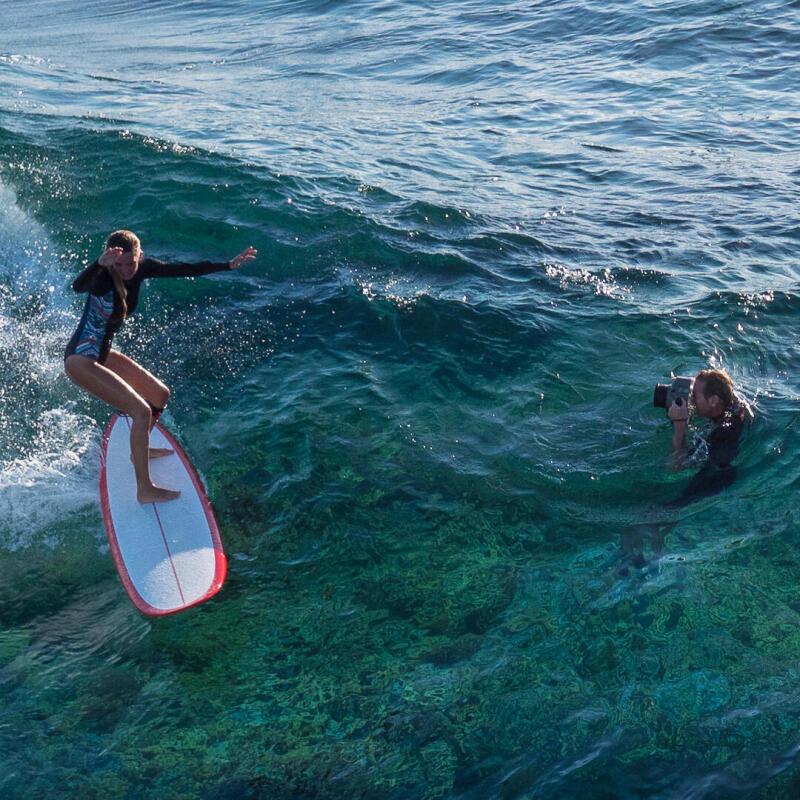 photo de surf en aquashoot