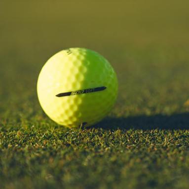 reconnaissance balles premier parcours golf Inesis