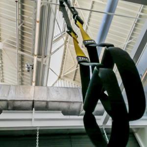pilates suspension