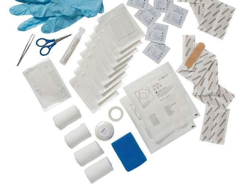 travel health kit first-aid kit