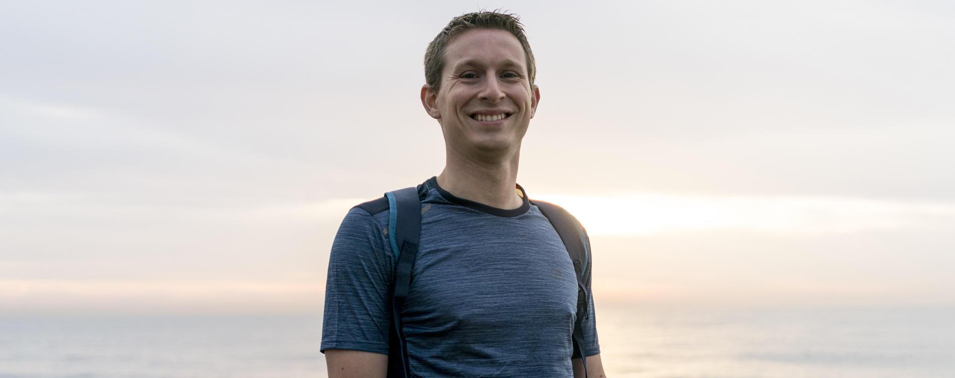 Erik Pflieger - Promoteur de la marche et de Newfeel
