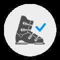 Choisir la bonne taille de chaussure de ski les conseils wedze
