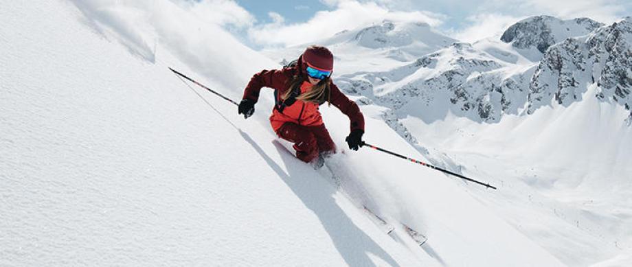 Quelles qualités en ski ?