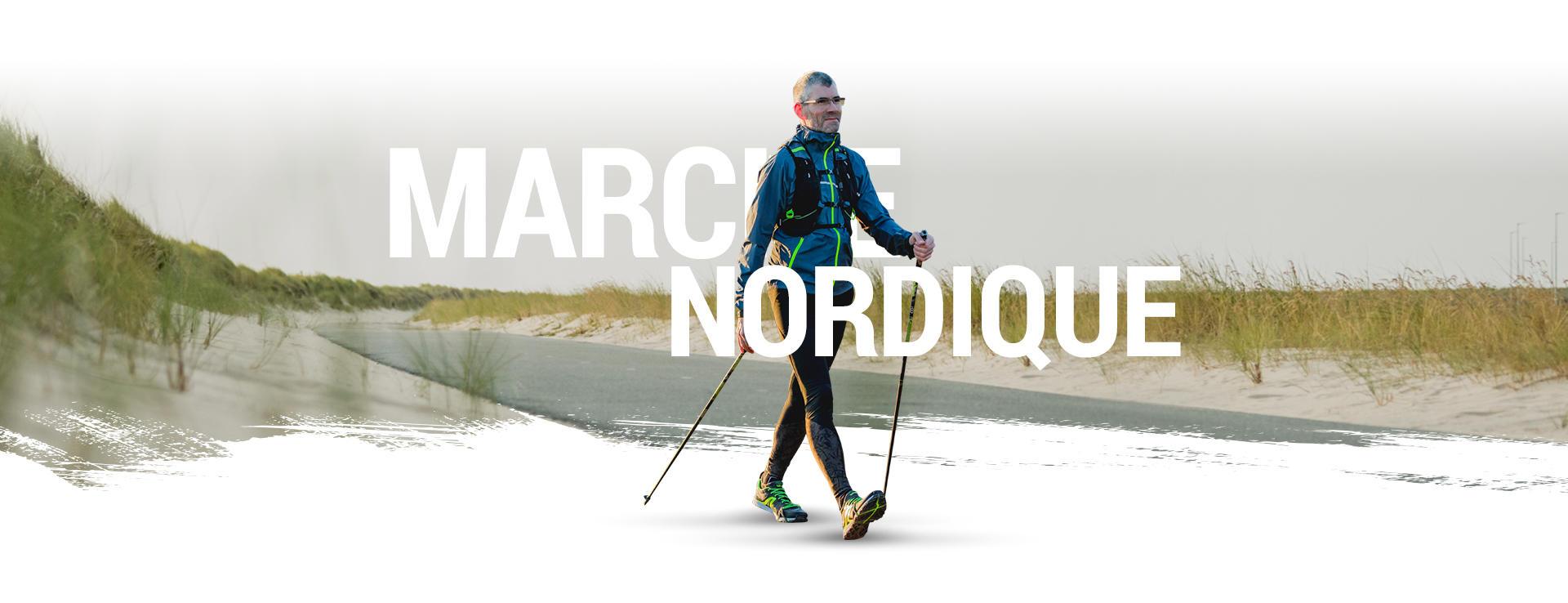 Newfeel Marche nordique