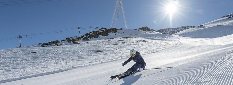 Conseils pour ne plus avoir mal aux pieds dans ses chaussures de ski