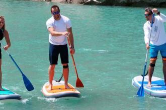 15 spots belges pour le stand up paddle, le surf ou la voile