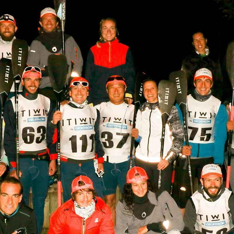 Dordogne Intégrale race Itiwit team