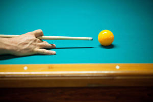 BILLIARD-TIP