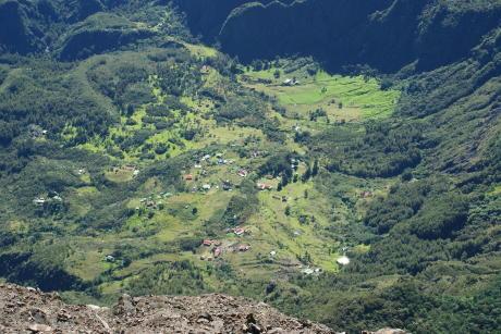 Roche Plate Réunion