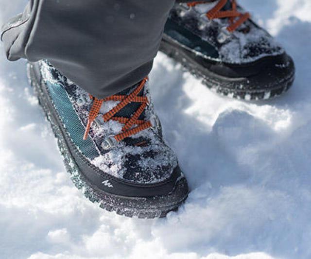 d9db8c3e4c Randonnée sur neige : bottes ou chaussures ? | Les conseils sportifs  Décathlon