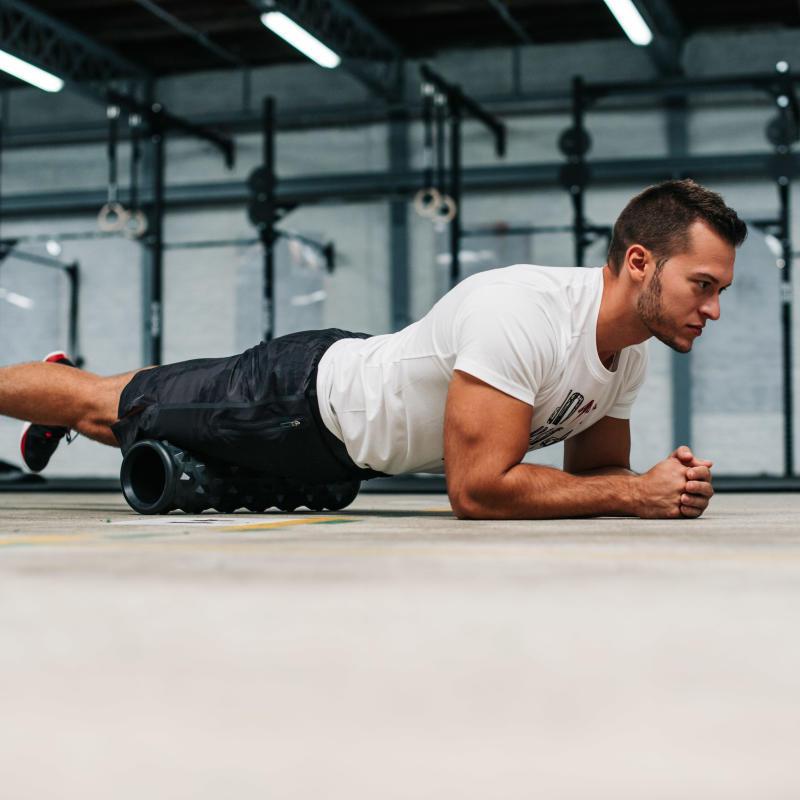 Le foam roller : nos conseils et exercices