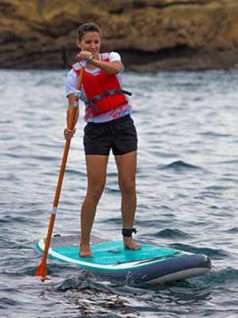 scegliere-un-leash-da-stand-up-paddle-principiante