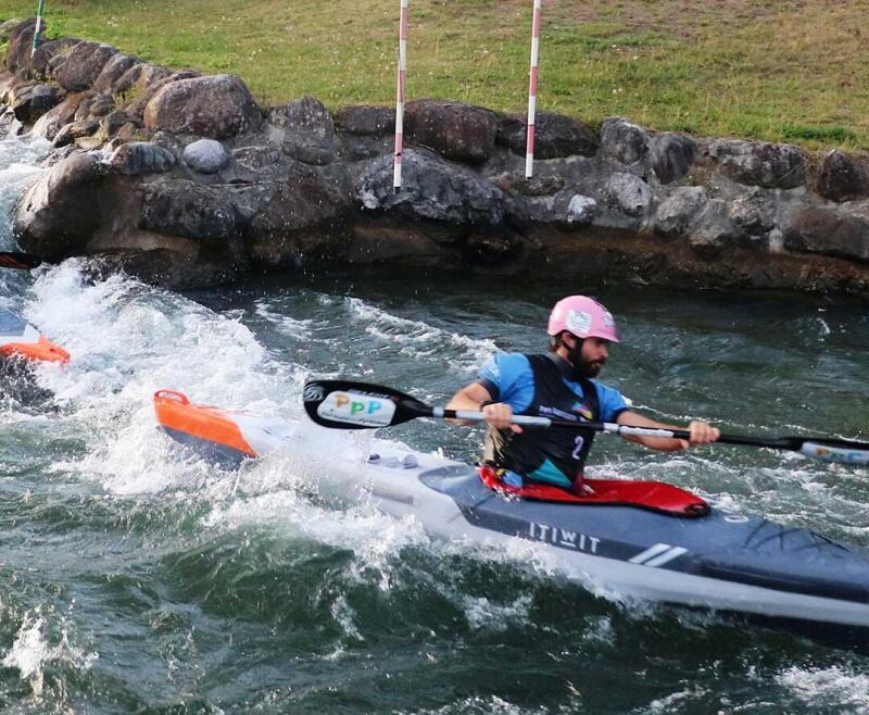 kayak cross compétition itiwit