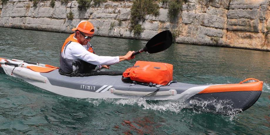 using-the-itiwit-X500-paddle