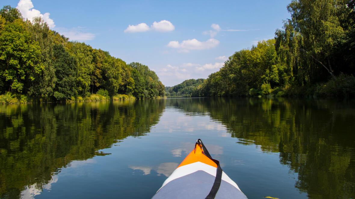 kayak trip danube germany