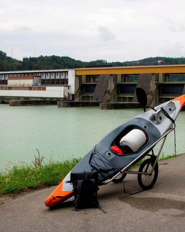 danube allemagne descente kayak