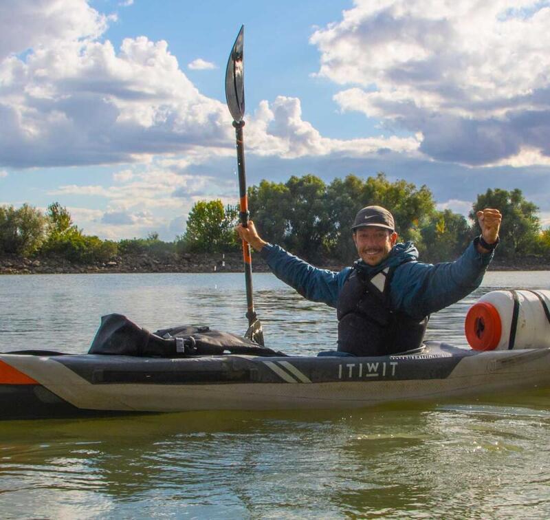 inflatable kayak danube