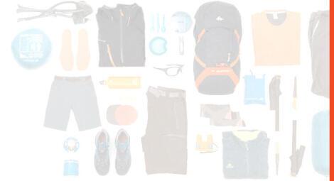 Equipement de randonnée quechua