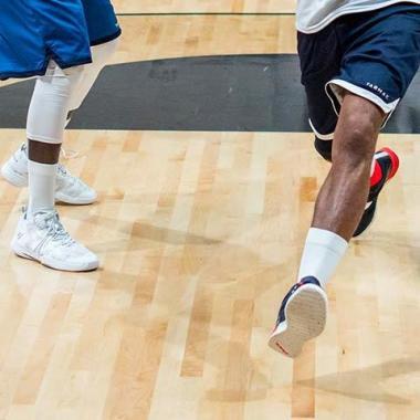Basketbalschoenen kiezen