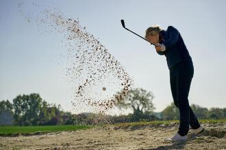 golfmateriaal onderhouden