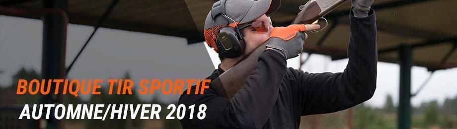 Tir sportif 2018