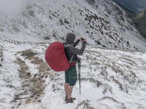 STORING AND LOOKING AFTER MY TREKKING POLES