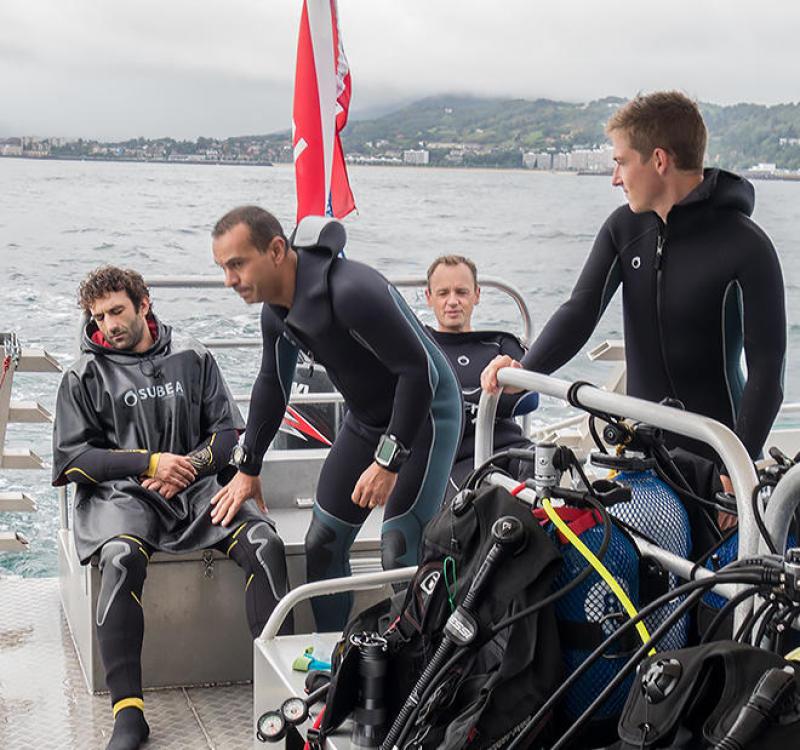 如何預防在潛水時暈浪?