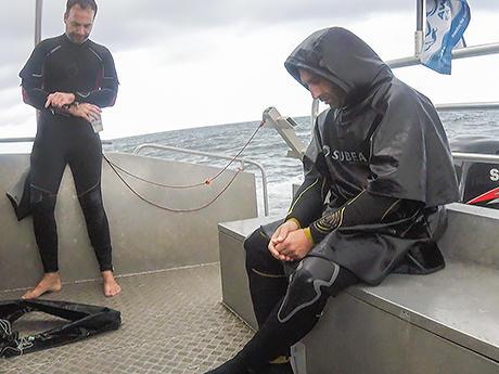 預防潛水暈浪的小撇步