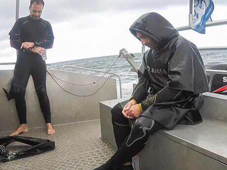 Astuces pour prévenir le mal de mer en plongée
