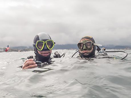 預防在海面上暈浪的小訣竅