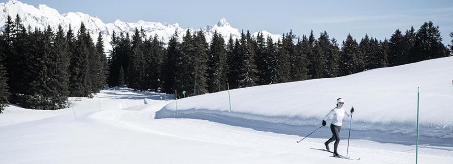 Tutto per scoprire lo sci di fondo grazie a INOVIK di Decathlon