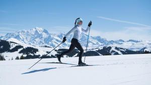 Le ski de fond et ses bienfaits