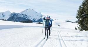 Tout pour découvrir le ski de fond grâce à INOVIK by Decathlon