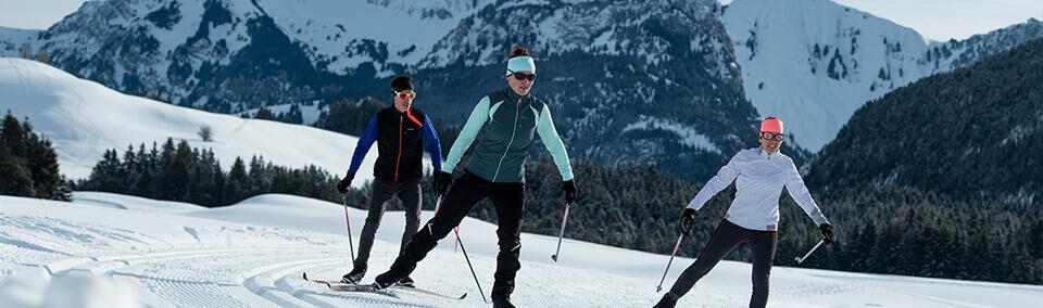 Alles wat je moet weten om langlaufen te ontdekken dankzij INOVIK by Decathlon
