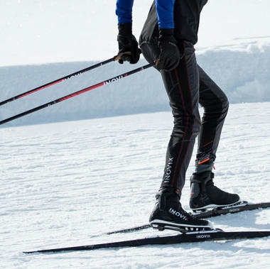 Bien choisir son équipement de ski de fond skating avec les conseils INOVIK by Decathlon