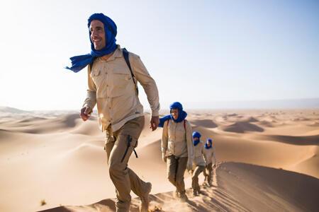 woestijn trektochten