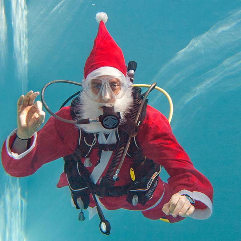 Quel cadeau offrir à un plongeur pour Noël ?