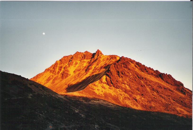 Illiniza norte photo trek rando 5000