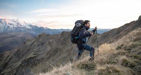 Trekking Montgane