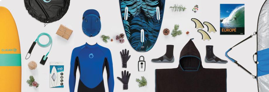 idées cadeaux pour surfeurs