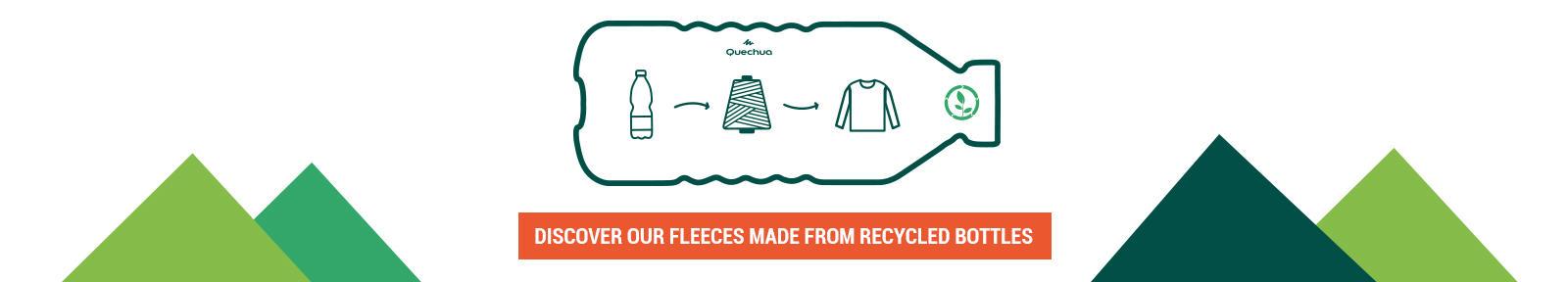 Recycled Fleeces Quechua