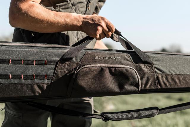 Fourreau pour fusil de chasse facilitant le transport