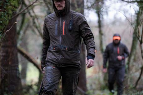 Une veste de chasse idéale pour le chasseur bécassier
