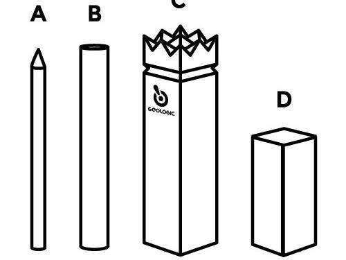 Les éléments composants un jeu de KUBB