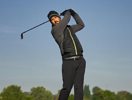 tenue golf hiver inesis decathlon
