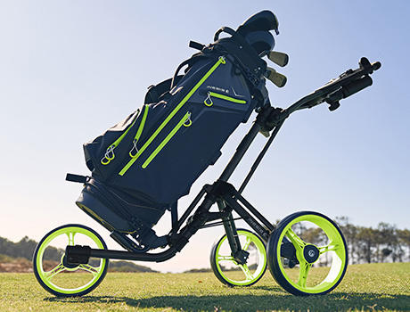 chariot golf inesis decathlon